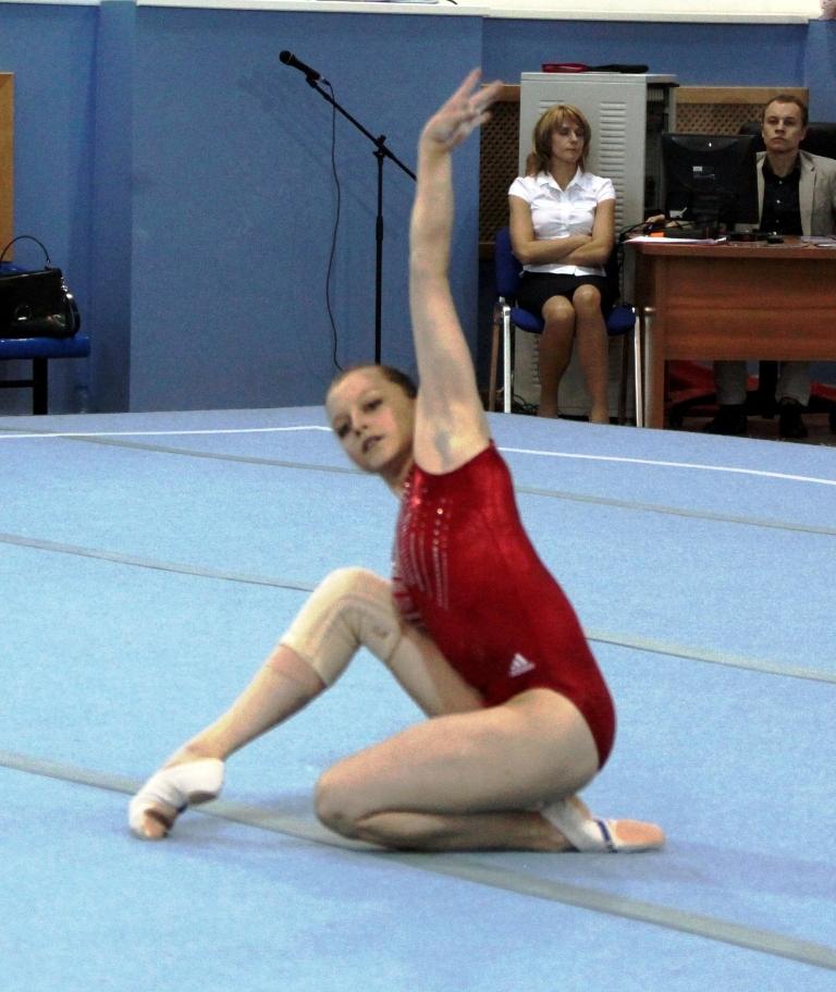 спортивная гимнастика голая фото